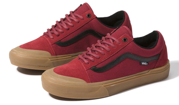 Vans TY MORROW OLD SKOOL PRO BMX Schuhe