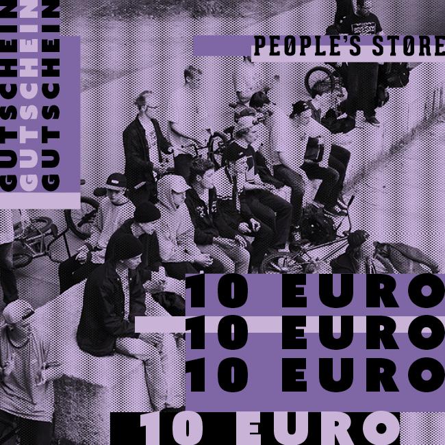6626ceeea4fa86 People s Online Shop Geschenkgutschein 10 EUR (Zubehör)