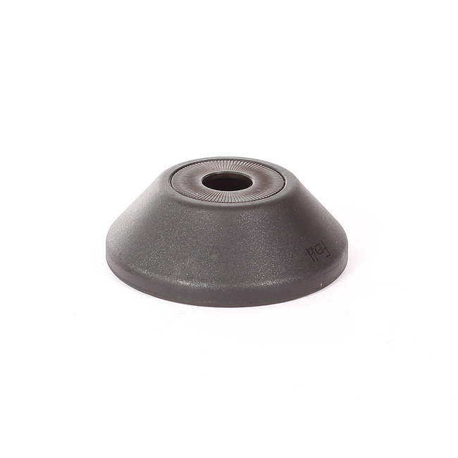 Fiend CAB Rear Hubguard schwarz Cr-Mo/Kunststoff non drive side