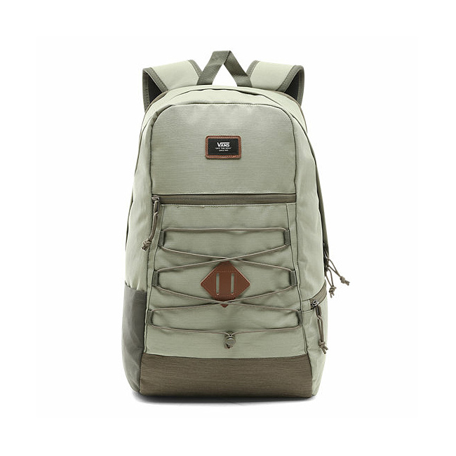 Vans SNAG PLUS Rucksack oil green
