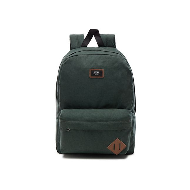 Vans OLD SKOOL II Rucksack heather olive