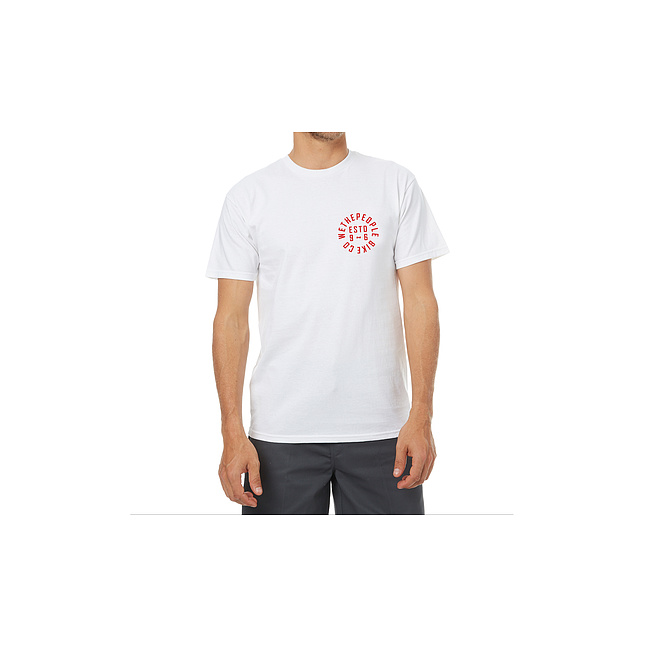 wethepeople POCKET ESTD 96 T-Shirt