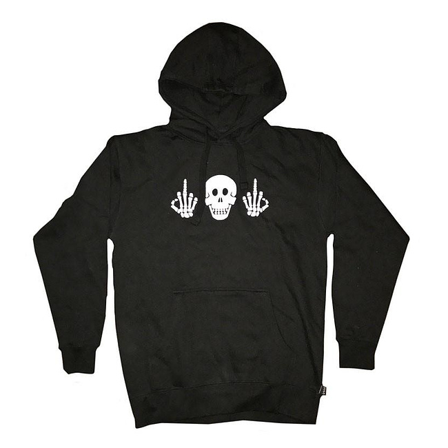 Cult POLITICS Hooded Sweater