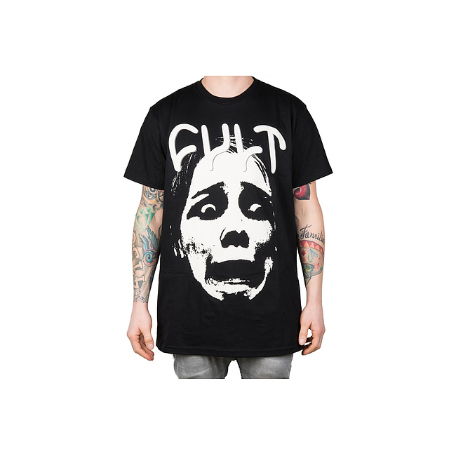 Cult FACE LOGO T-Shirt