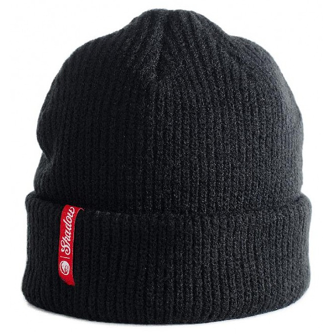 The Shadow Conspiracy OLD SALT Beanie schwarz one size fits most