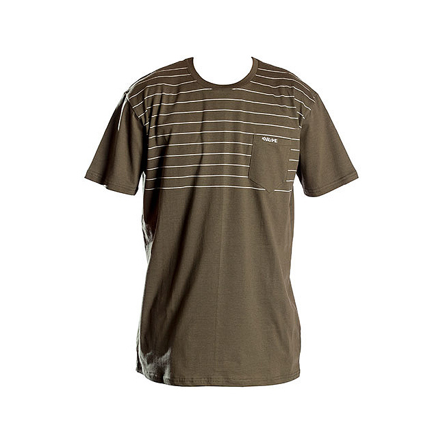 Volume STRIPES POCKET T-Shirt
