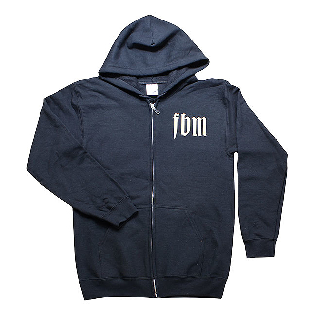 FBM INFINITY Hooded Zipper