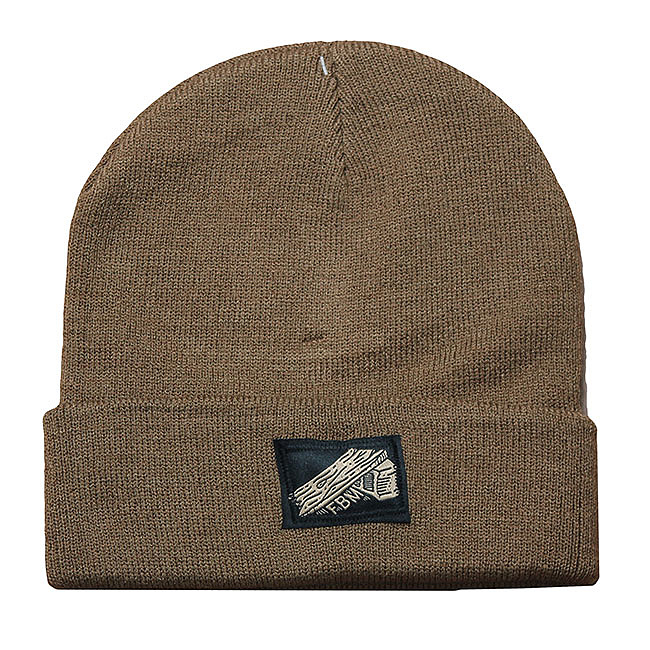 FBM RAMP Beanie braun one size fits most