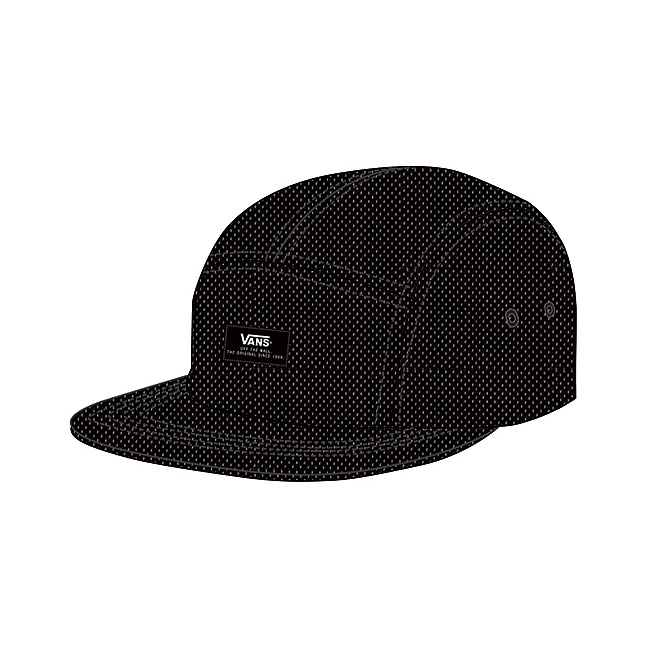 Vans DENNETT 5 PANEL Mütze schwarz one size fits most