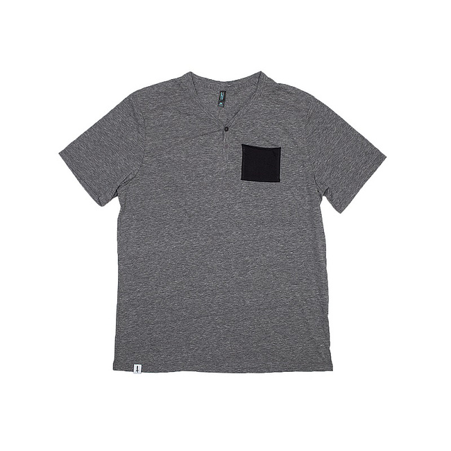 The Trip HENLEY POCKET T-Shirt