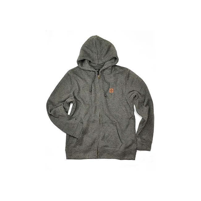 OBEY CONWAY Hooded Zipper