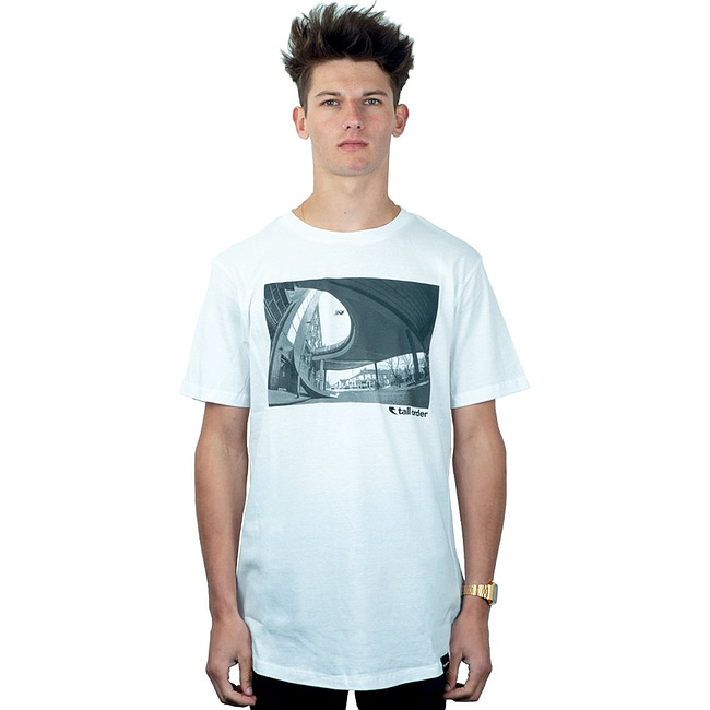 tall order NOT PULLED PHOTO T-Shirt weiss M