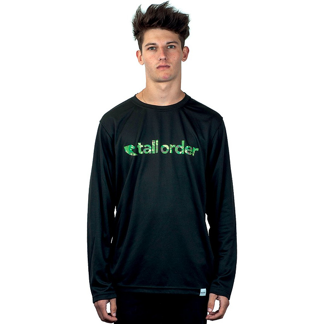 tall order FONT BREATHE-TECH Longsleeve