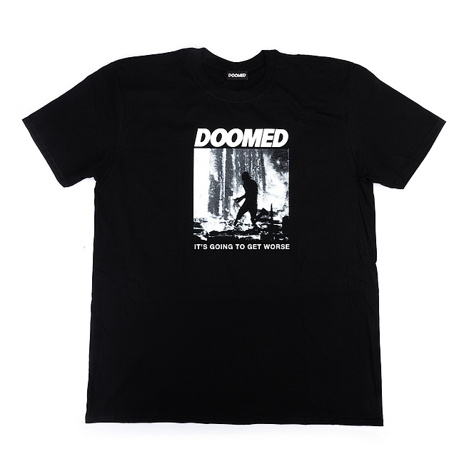 Doomed WALKING MAN T-Shirt