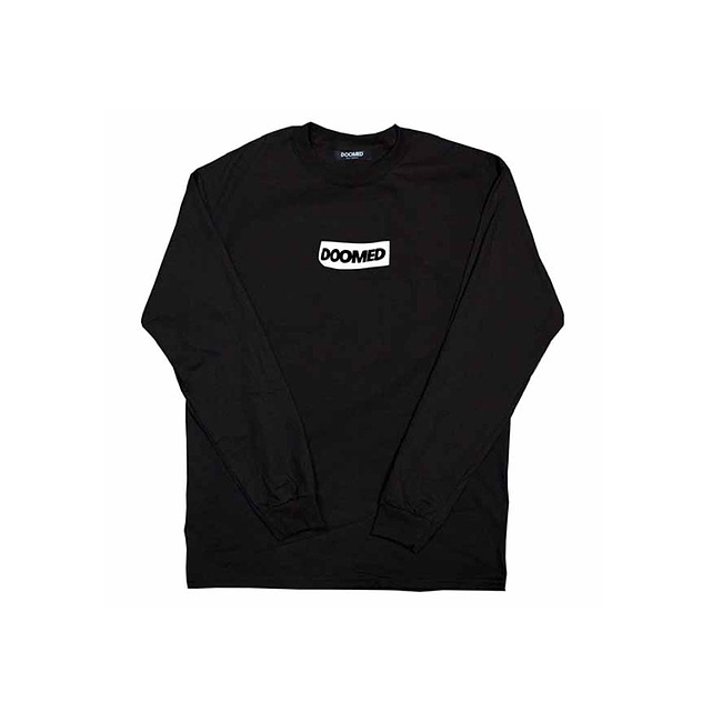 Doomed STICKY Longsleeve