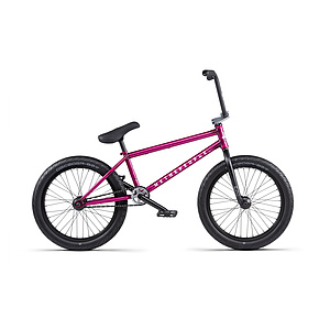 wethepeople 2020 TRUST CS Komplettrad matt transparent berry pink 21''