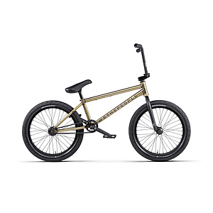 wethepeople 2020 ENVY Komplettrad matt translucent gold 21''