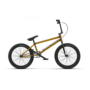 wethepeople 2018 VOLTA Komplettrad transparent honey gold 21.25'' Kassettennabe