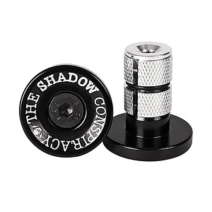 The Shadow Conspiracy DEADBOLT Lenkerenden schwarz