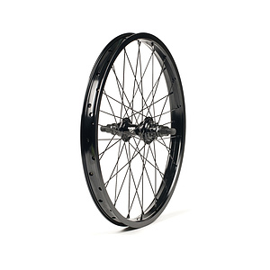 Salt ROOKIE CS 18 Kassetten Hinterrad schwarz 18'' straight Regular Axle Kassettennabe RSD