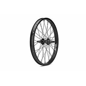 Mission ENGAGE Hinterrad schwarz 20'' straight Regular Axle Kassettennabe RSD