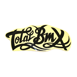 Total LOGO Sticker