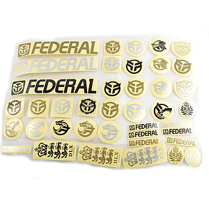 Federal Sticker Pack Sticker diverse
