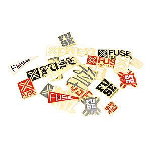 FUSE STICKER Pack various