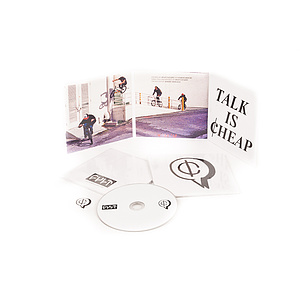 Cult TALK IS CHEAP DVD