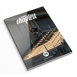 Etnies CHAPTERS DELUXE EDITION DVD SET