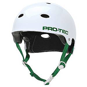 ProTec B2 GHOST Helm weiss L (58-60cm)