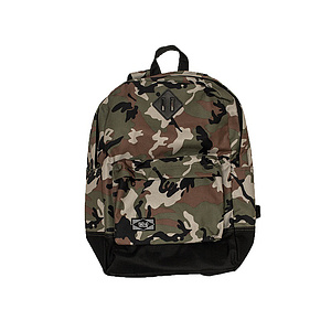 The Trip CAMO Rucksack woodland camouflage