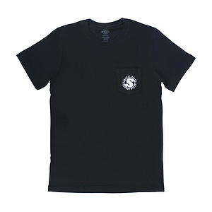 Sunday BADGE POCKET T-Shirt