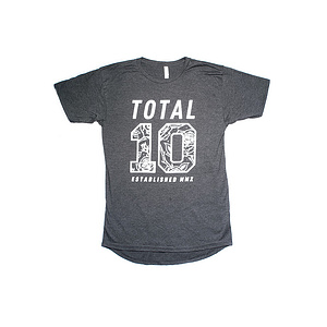 Total MMX T-Shirt heather charcoal XL