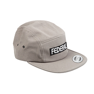 Federal LOGO 5 PANEL Mütze
