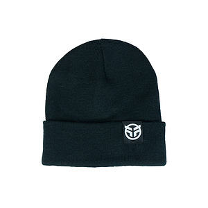 Federal LOGO Beanie schwarz one size fits most