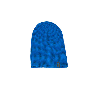 Cult SMALL TAG Beanie blau one size fits most