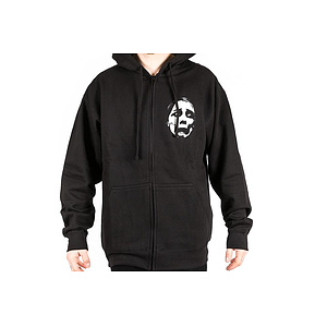 Cult FADED Hooded Sweater schwarz L