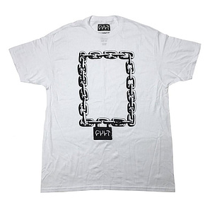Cult GATE KEEPER T-Shirt weiss L