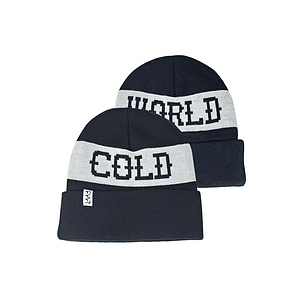 Cult COLD WORLD Beanie schwarz