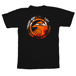 The Shadow Conspiracy SYNAPTIC ICON T-Shirt schwarz L
