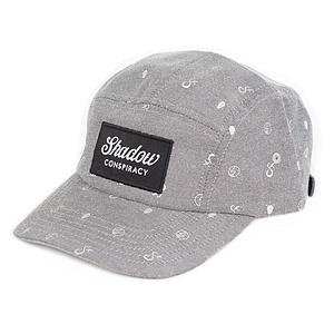 The Shadow Conspiracy PALLADIUM Cap grau one size fits most