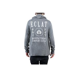 éclat CIRCLE ICON Hooded Longsleeve