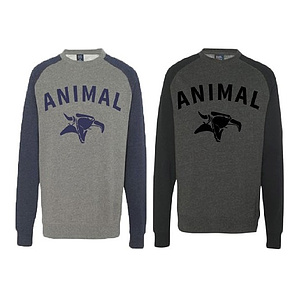 Animal SERIF CREW Sweater
