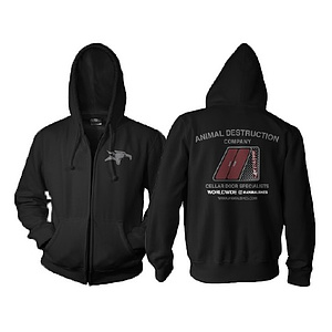 Animal CELLAR DOOR Hooded Zipper