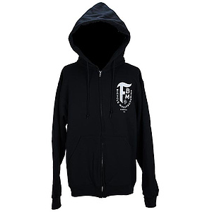 FBM MANUFACTURING Hooded Zipper