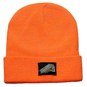 FBM RAMP Beanie orange one size fits most
