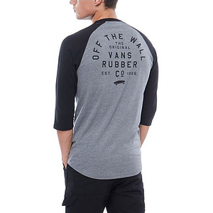 Vans STACKED RUBBER 3/4 Sleeve