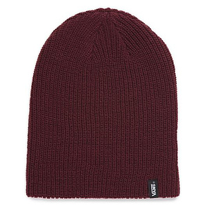 Vans MISMOEDIG Beanie dunkelrot one size fits most