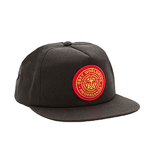 OBEY HERITAGE Cap schwarz one size fits most